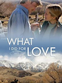 Ce qu'on fait par amour