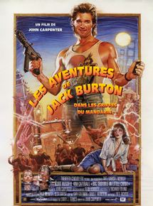 Les Aventures de Jack Burton dans les griffes du mandarin streaming