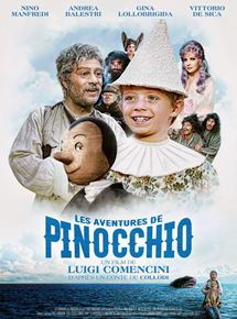 Les Aventures de Pinocchio streaming