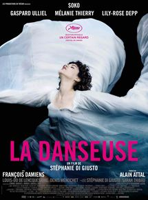 La Danseuse streaming