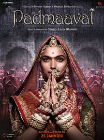 Padmaavat streaming