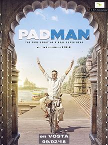 Padman streaming