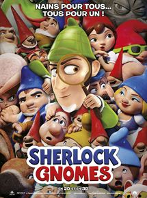 voir Sherlock Gnomes streaming