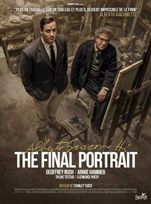 Alberto Giacometti, The Final Portrait streaming