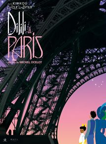 Dilili à Paris streaming