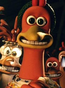 Chicken Run 2 streaming