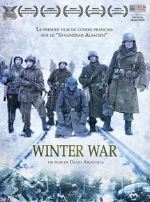 Winter War affiche
