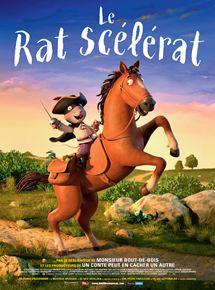 Affiche du film Le Rat scélérat