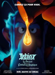 Bande-annonce Astérix - Le Secret de la Potion Magique