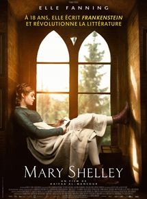 Mary Shelley streaming