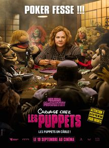 Carnage chez les Puppets en streaming vf complet