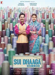 Sui Dhaaga – Made in India streaming