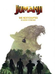 Jumanji: Bienvenue dans la jungle 2 streaming
