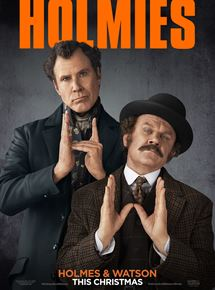 Bande-annonce Holmes & Watson