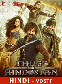 Thugs of Hindostan streaming