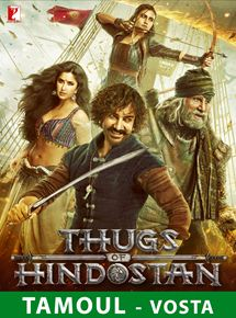 Thugs of Hindostan - Tamoul