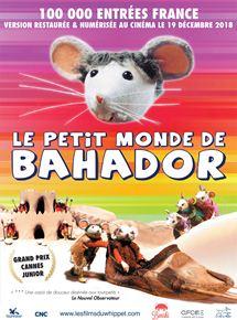 Le Petit monde de Bahador streaming