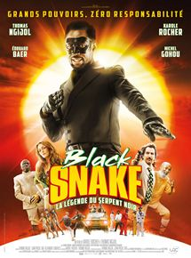 Black Snake, la légende du serpent noir streaming