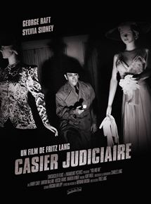 Casier judiciaire streaming