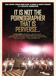 It is not the pornographer that is perverse streaming
