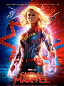 voir Captain Marvel streaming