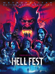 Hell Fest en streaming vf complet