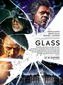 Glass - film 2019 - AlloCiné
