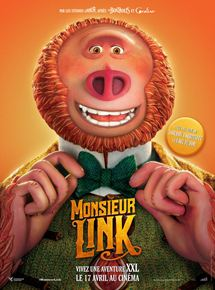 Bande-annonce Monsieur Link