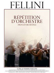 Répétition d'orchestre streaming