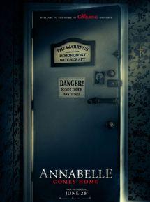 Annabelle 3 – La Maison du Mal streaming