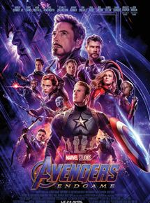 Avengers: Endgame streaming