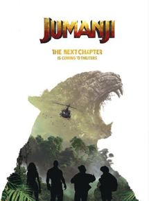 Jumanji: Bienvenue dans la jungle 3 streaming