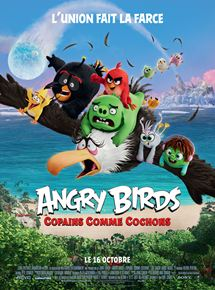 Angry Birds : Copains comme cochons streaming