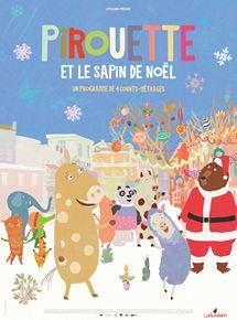 Pirouette et le sapin de Noël streaming gratuit