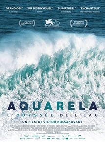 Aquarela – L'Odyssée de l'eau streaming