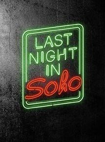 Last Night in Soho streaming