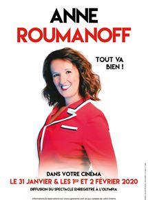 Bande-annonce Anne Roumanoff dans tout va bien