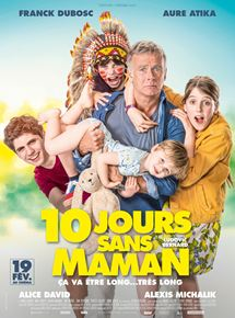 10 jours sans maman streaming