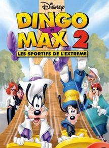 Dingo et Max 2 : les sportifs de l'extrême streaming