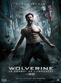 Wolverine : le combat de l'immortel streaming