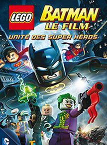 LEGO Batman : le film – Unité des supers héros DC Comics streaming