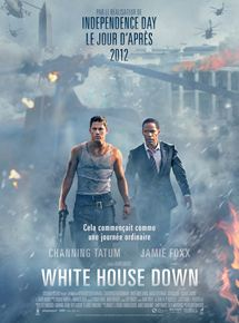 voir White House Down streaming