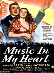 Musique dans mon coeur