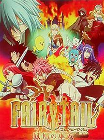 Fairy Tail – Le Film : La prêtresse du Phoenix streaming