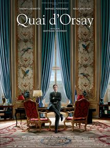 Quai d'Orsay streaming
