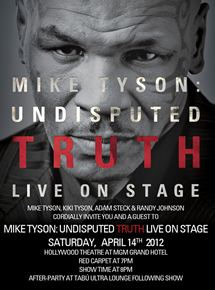 Mike Tyson: Undisputed Truth streaming