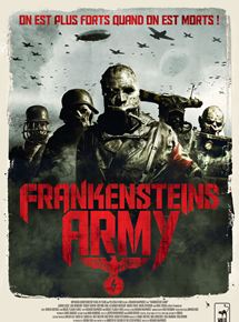 Frankenstein's Army streaming