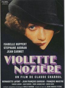 Violette Nozière streaming