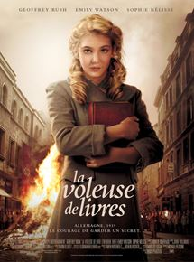 La Voleuse de livres streaming