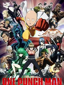 One Punch Man - Saison 2